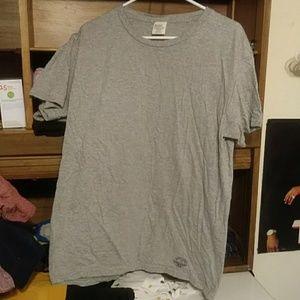 3 for $10! Gray polo undershirt tshirt
